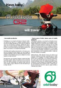 Have baby, will travel