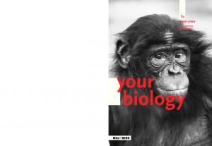 HAVO VWO your biology workbook. your biology