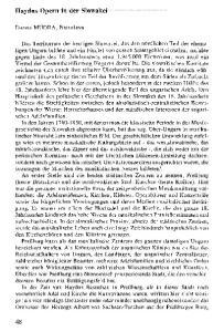 Haydns Opern in der Slowakei