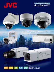 HD NETWORK CAMERA. 1920x1080 Full HD Surveillance Solutions
