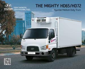 HD72. Hyundai Medium Duty Truck