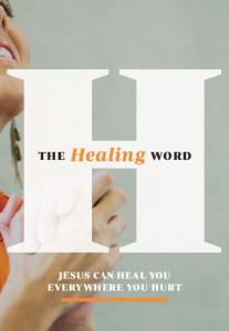 Healing JESUS CAN HEAL YOU EVERYWHERE YOU HURT