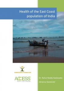 Health of the East Coast population of India