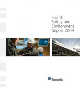 Health, Safety and Environment Report 2009