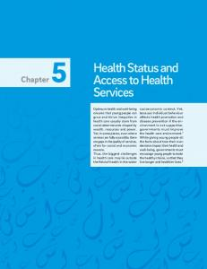 Health Status and Access to Health Services