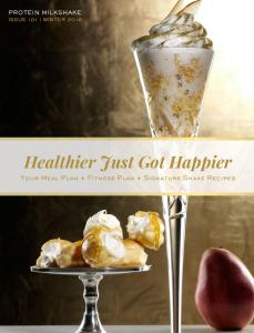 Healthier Just Got Happier
