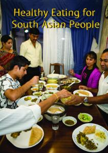Healthy Eating for South Asian People