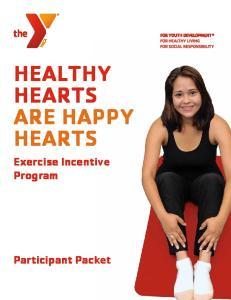 HEALTHY HEARTS ARE HAPPY HEARTS