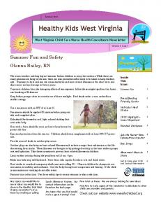 Healthy Kids West Virginia