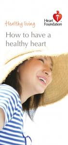 Healthy living. How to have a healthy heart