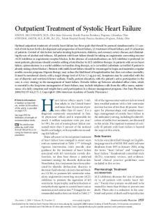 Heart failure affects nearly 5 million