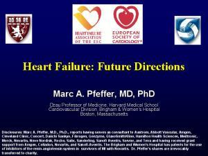 Heart Failure: Future Directions