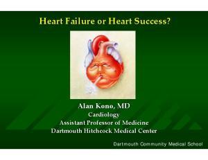 Heart Failure or Heart Success?