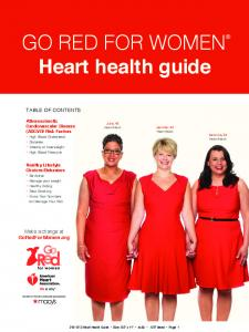 Heart health guide Atherosclerotic Cardiovascular Disease Julia, 45 Jennifer, 40 (ASCVD) Risk Factors Veronica, 52