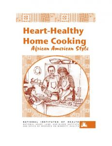 Heart-Healthy Home Cooking
