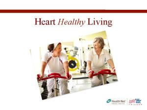 Heart Healthy Living