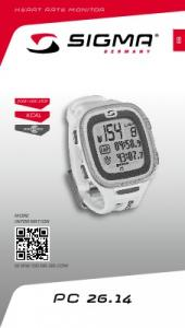HEART RATE MONITOR ZONE INDICATOR KCAL MORE INFORMATION  PC 26.14