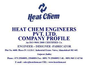HEAT CHEM ENGINEERS PVT. LTD. COMPANY PROFILE