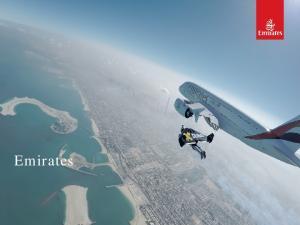 Heimatflughafen Dubai International (DXB) - heute