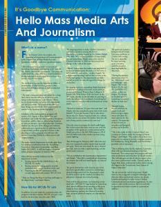 Hello Mass Media Arts And Journalism