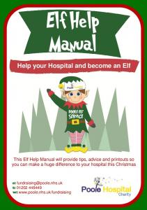 Help your Hospital and become an Elf