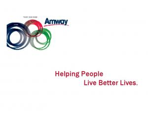 Helping People Live Better Lives