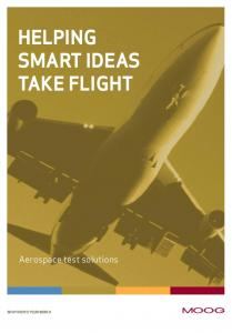 HELPING SMART IDEAS TAKE FLIGHT