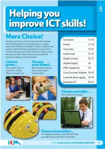 Helping you improve ICT skills!