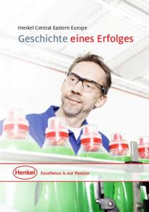 Henkel Central Eastern Europe. Geschichte eines Erfolges