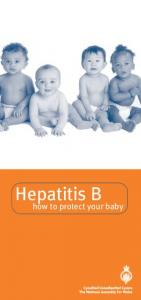 Hepatitis B. how to protect your baby