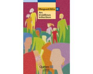Hepatitis C. An insidious infection