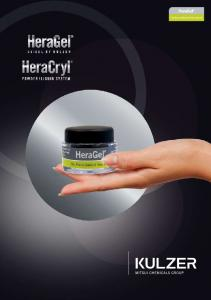 HeraGel. The Brand Behind Your Brand
