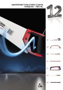 herramientas para corte madera - metal