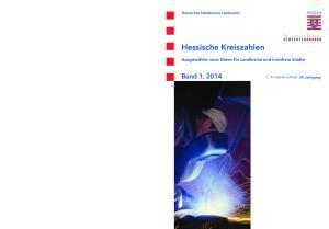 Hessische Kreiszahlen