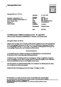 Hessische Landesmeisterschaft