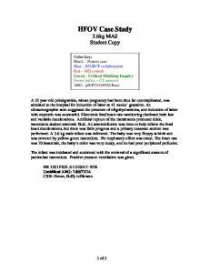 HFOV Case Study 3.6kg MAS Student Copy