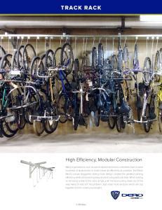 High Efficiency, Modular Construction
