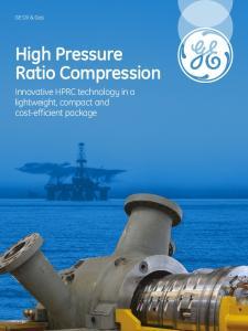 High Pressure Ratio Compression