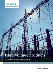 High Voltage Products