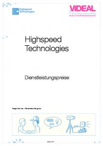 Highspeed Technologies