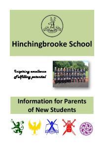 Hinchingbrooke School