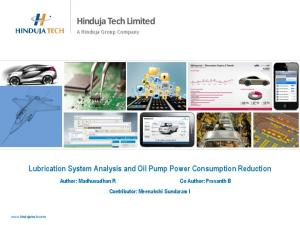 Hinduja Tech Limited A Hinduja Group Company