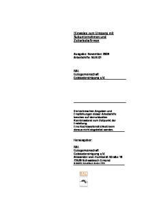 Hinweise zum Umgang mit Subunternehmen und Zeitarbeitsfirmen