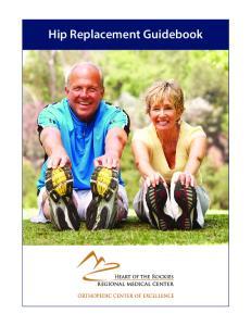 Hip Replacement Guidebook