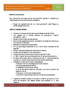 historia de la arquitectura mexicana 2 apuntes C 5
