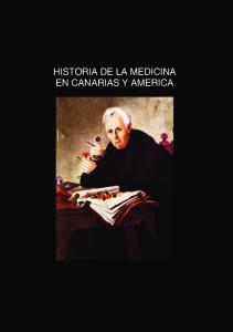HISTORIA DE LA MEDICINA EN CANARIAS Y AMERICA