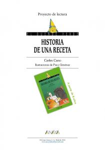 HISTORIA DE UNA RECETA