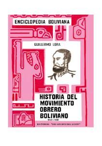 Historia del. Movimiento. Obrero. Boliviano ( )