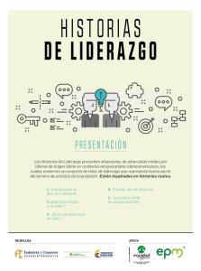 HISTORIAS DE LIDERAZGO