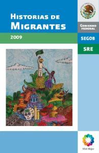 Historias de. Migrantes